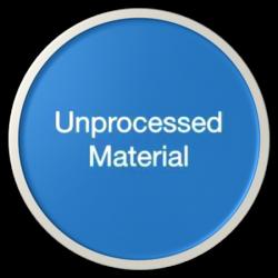 - Items Unprocessed Raw Materials