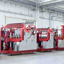 Polyurethane Castech machines, Polyurethane castech machines