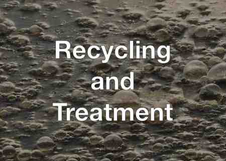 Recycling and Treatment ie plastic, water industry