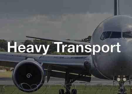 Heavy Vehicle ie. Aerospace, Train, Marine and Trucks industry