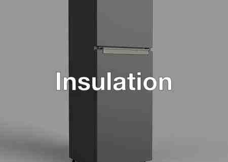 Insulation – Cooling, Freezing, Heating and Panels Industry