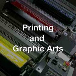 PRINTING & GRAPHIC ARTS