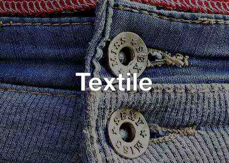 Textile, Geotextile, Technical Covers, Clothing industry