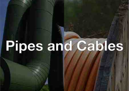 Pipes and Cable industry