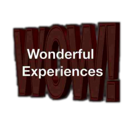 WONDERFUL EXPERIENCES