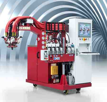 Research and Innovation Tecnothane and CASTECH, Tecnothane material & Castech machines