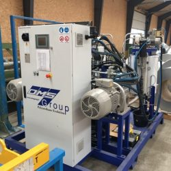 High Pressure Foaming Machine with press for sale, used Machinery, second hand, begagnad