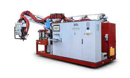 HOT-CAST ELASTOMER MACHINE, CASTECH, HUNTSMAN TECNOELASTOMERI, EQUIPMENT, POLYURETHANE
