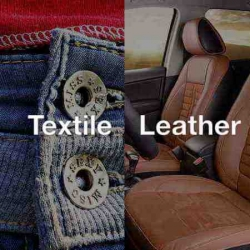 ..Textile/Leather