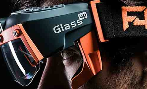 Smart Glasses -Augmented reality - Remote maintenance - job training Industrial Förstärkt verklighet – Fjärrunderhåll – Smart glasögon – Jobbutbildning – Industriell