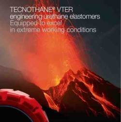 Engineering elastomers tecnothane VTER, Component system