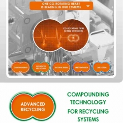 Compounding technology for Recycling system