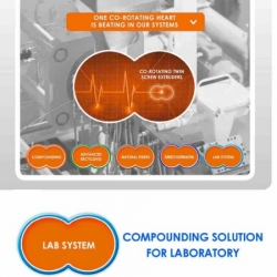 Lab system - Extruder