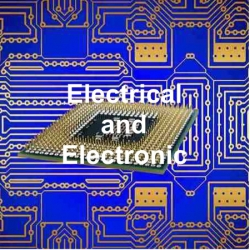 .Electrical and Electronic industries