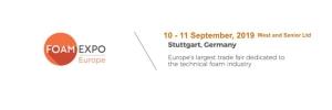 Pigment Dispersions;Foam Expo Europe2019