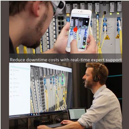 REMOTE CUSTOMER SUPPORT AR, REFLEKT Remote - Augmented Reality, customer support