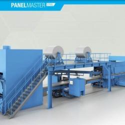 Sandwich Panel Line, panel master steel