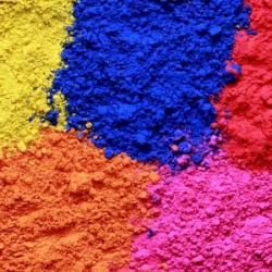 NordicBaltic Color Powder Blends, Fillers and powder resin