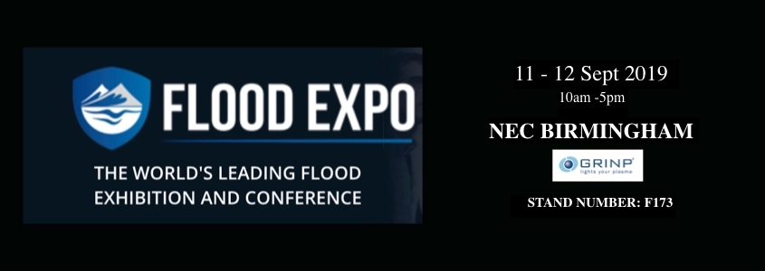 Grinp FLOOD EXPO 2019