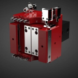 Clamping force booster injection moulds, Clamping force booster Nordic&Baltic,Injection machine
