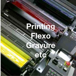 ..Printing, Flexo and gravure industry