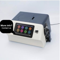 Spectrophotometry equipment color measurement