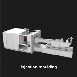 .Injection moulding