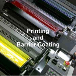 ..Printing and Barrier Coating industry