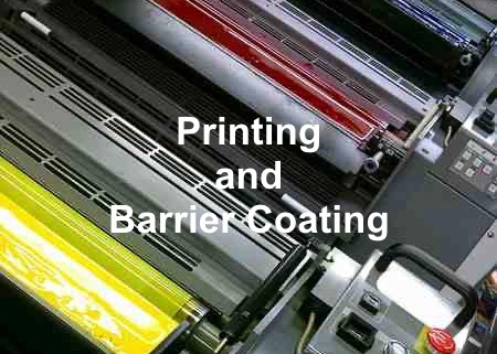 Printing and Barrier Coating