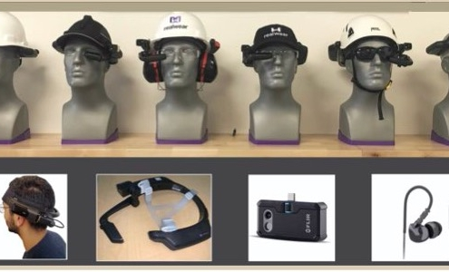 Realwear hmt-1 Nordic and Baltic, Realwear hmt-1z1 Atex oil-industries, Remote support 100% hands-free