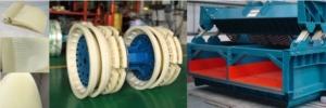 Easy-to-use (ETU) polyurethane, Tecnothan® ETU 1617G elastomer, Tecnothane® for heavy duty applications, ETU PU-elastomer processing